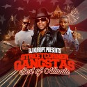 Streetcorner Gangstas (Best Of Atlanta) mixtape cover art