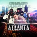 Streetcorner Gangstas (Best Of Atlanta II) mixtape cover art