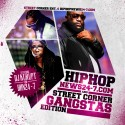Streetcorner Gangstas (Hip Hip News Edition) mixtape cover art