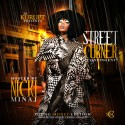 Streetcorner Gangstas (Hosted By Nicki Minaj) mixtape cover art