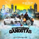 Streetcorner Gangstas mixtape cover art