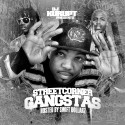 Streetcorner Gangstas (Hosted By Swift Dollarz) mixtape cover art