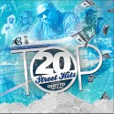 Streetcorner Radio Top 20 mixtape cover art