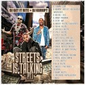 Streets Is Talking mixtape cover art