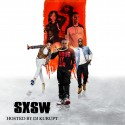 SXSW mixtape cover art