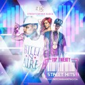 Top 20 Street Hits mixtape cover art