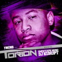 Torion - Torion mixtape cover art