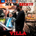Villa - New Sxciety mixtape cover art