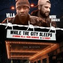Villa & Work Scorsese - While the City Sleeps mixtape cover art