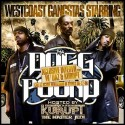 West Coast Gangstas Starring-Tha Dogg Pound mixtape cover art