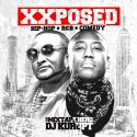 Xxposed Music mixtape cover art
