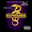 Yug Jzzl - The Rap Mamba mixtape cover art