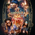 ATL All-Starz 14 mixtape cover art