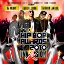 BET Hip Hop Awards 2010 Invasion mixtape cover art