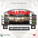 Big Time Beatz - Draft Pick mixtape cover art