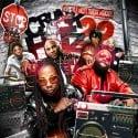 Crunk Hitz 22 mixtape cover art
