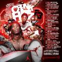 Crunk Hitz 23 mixtape cover art