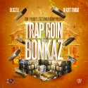 CSM - Trap Goin Bonkaz mixtape cover art