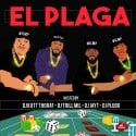 El Plaga mixtape cover art