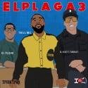 El Plaga 3 mixtape cover art