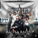Gutta Radio mixtape cover art