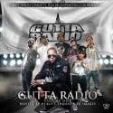 Gutta Radio mixtape cover art