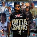 Gutta Radio 4 mixtape cover art