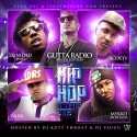 Gutta Radio (Special BET Hip Hop Awards Edition 2012) mixtape cover art
