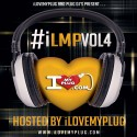 #iLMPvol4 mixtape cover art