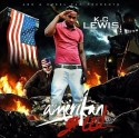 KC Lewis - Amerikan Greed mixtape cover art
