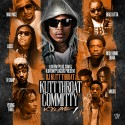 Kutt Throat Committy mixtape cover art
