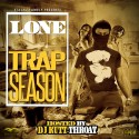 Lone - Trap Season mixtape cover art