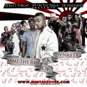 MMI - The Rise Of A Dynasty mixtape cover art