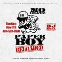 Mo Beatz - Paper Boy (Reloaded) mixtape cover art