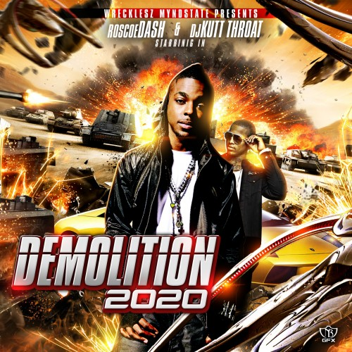 Roscoe Dash - Demolition 2020 Mixtape