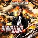 Roscoe Dash - Demolition 2020 mixtape cover art