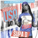 Supa D - Soutside USA mixtape cover art