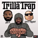 Trilla Trap mixtape cover art