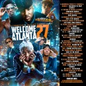 Welcome To Atlanta 27 mixtape cover art