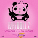 BabyDollz - Welcome To Tha DollHouse mixtape cover art