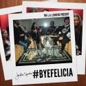 Jordin Sparks - #ByeFelicia mixtape cover art