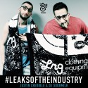 #LeaksOfTheIndustry (Presented By LRG) mixtape cover art