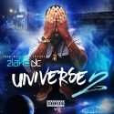 2lane DC - Universe 2 mixtape cover art