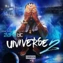 2lane DC - Universe 2 mixtape cover art