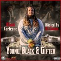 Krack Corleone - Young, Black & Gifted mixtape cover art