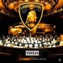 Lamborghini Muzik mixtape cover art