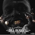 Lil Bill - Bill Russell mixtape cover art