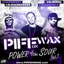 Power Of The Sour mixtape cover art