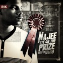 Najee - Eye On The Prize mixtape cover art