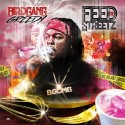 BirdGang Greedy - Feed The Streetz mixtape cover art